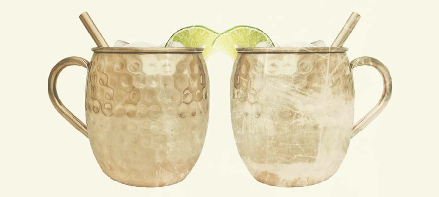 Interesting History of the Moscow Mule
