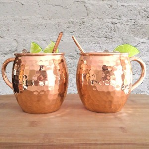 Copper Mug Gift Set