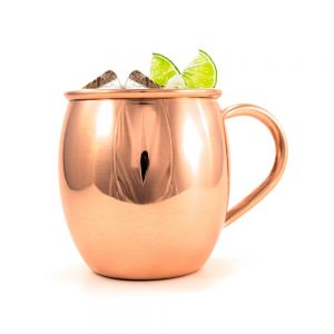 copper-mug-for-moscow-mule-smooth-finish