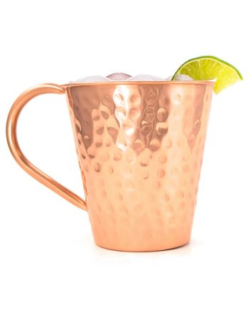 Copper Mug - Bucket Hammered - Moscow Mule