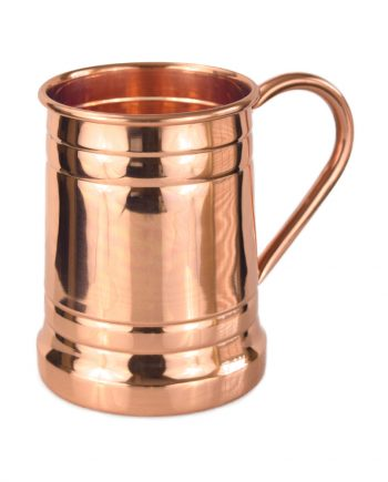 Copper Beer Mug / Stein / Tankard